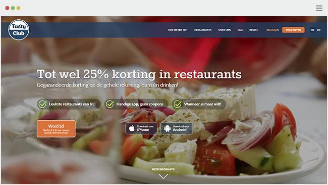 Tasty Club (Голландия)