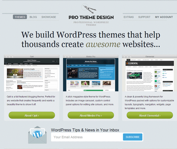 Protheme design
